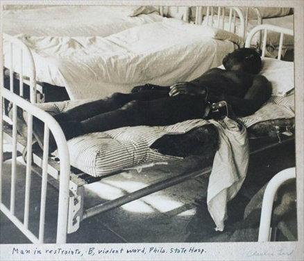ภาพน่าขนลุกของโรงพยาบาลเก่า