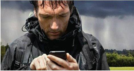 กสทช. แนะนำการใช้มือถือปลอดภัยทุกขณะฝนตกฟ้าคะนอง