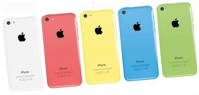 เคลียร์สต๊อกไอโฟน 5C  เหลือ 4,990 บาทรับรุ่นใหม่