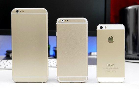 รวมภาพ iPhone 6 ไอโฟนรุ่นบางเฉียบ