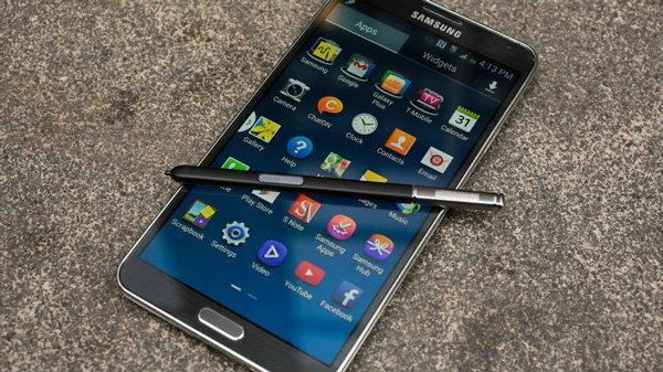 ภาพหลุดแรก Samsung Galaxy Note 4 เครื่องจริง มาแล้ว!