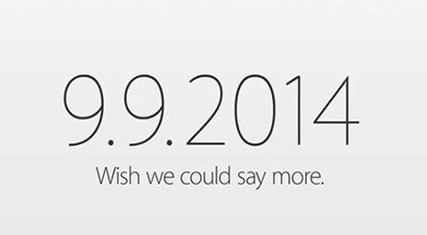 จบหนึ่งลือ!! Apple ส่งหมายเชิญร่วมงานวันที่ 9 กันยายนแล้ว!