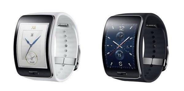 ซัมซุง เปิดตัว Samsung Gear S นาฬิกาอัจฉริยะหน้าจอโค้ง รันแพลทฟอร์ม Tizen