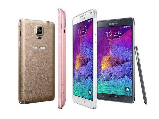 Samsung Galaxy Note 4 เปิดตัวแล้ว!