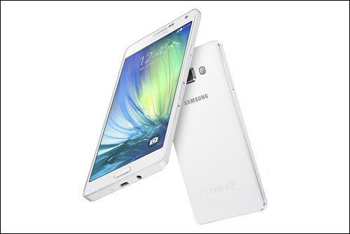 เปิดตัว Galaxy A7 สมาร์ทโฟนบางที่สุดของซัมซุง