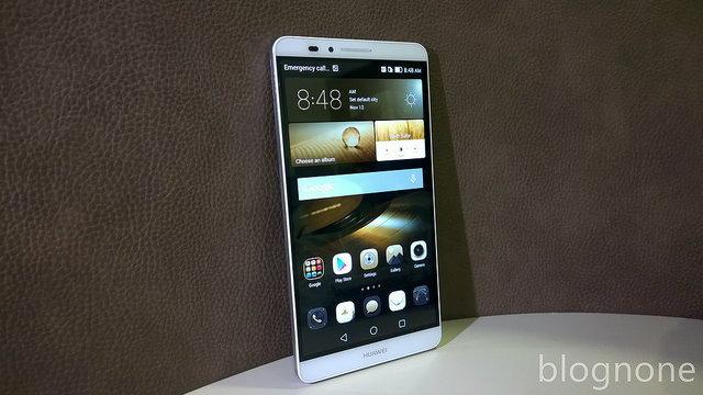 รีวิว Huawei Ascend Mate 7: แตกต่างแบบไม่แตกแยก?