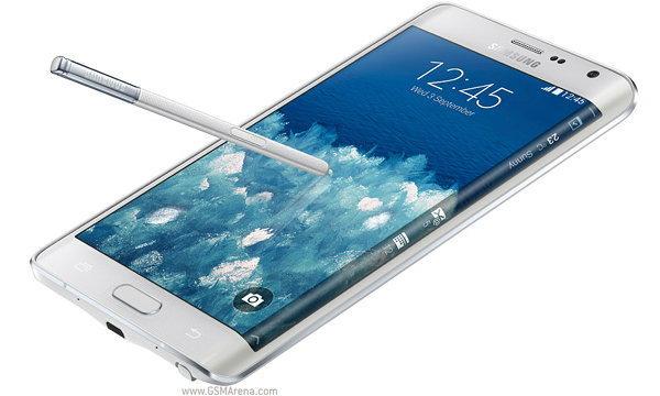 Samsung Galaxy Note Edge ยกระดับประสบการณ์การใช้งานสมาร์ทโฟน