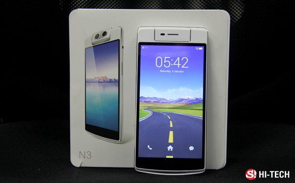 ทดลองเล่น OPPO N3 สมาร์ทโฟนสำหรับคนรักการถ่ายรูป