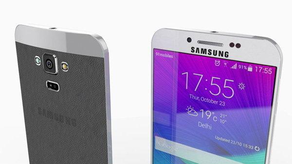หลุดภาพ Samsung Galaxy S6 ดีไซน์คล้าย iPhone 6