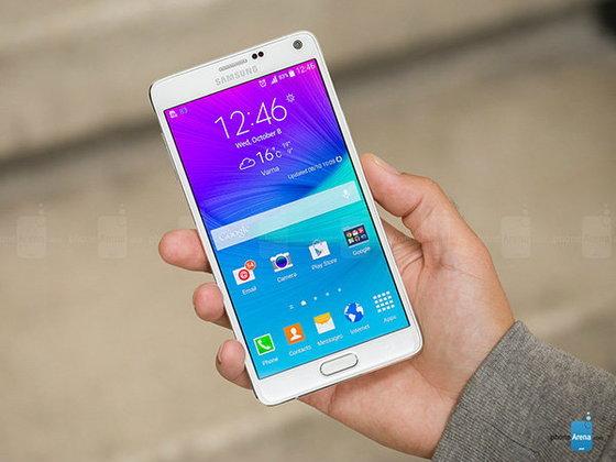 ลืออีกรอบ Samsung Galaxy Note 5 จะมาพร้อมหน้าจอความละเอียด 4K และมีรุ่นหน้าจอขอบโค้งให้เลือก