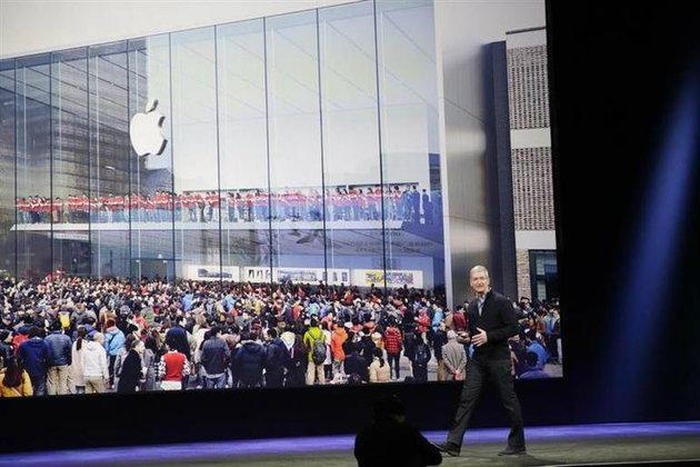 สรุปรวมยอดตัวเลข Apple ประจำปี