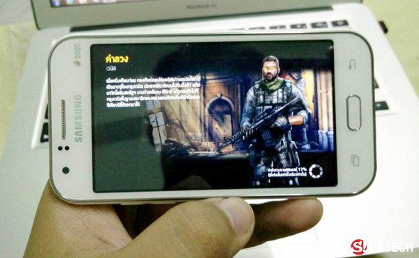 ความในใจเมื่อสัมผัส Samsung Galaxy J1