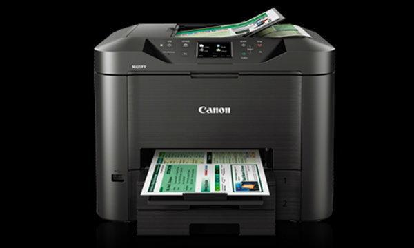 ฉีกกฎพรินเตอร์อิงค์เจ็ทแบบเดิมๆ ด้วย Canon MAXIFY  อิงค์เจ็ทสายพันธ์ใหม่เอาใจธุรกิจ SME