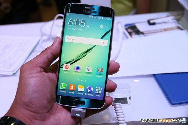 รวมราคา พร้อมโปรโมชั่น Samsung Galaxy S6 และ S6 edge ในงาน Thailand Mobile Expo 2015