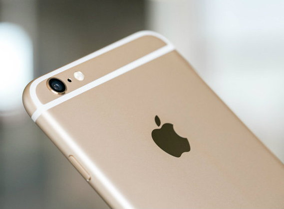 iPhone 6S อาจมีสีทองชมพู (Rose Gold) จริง