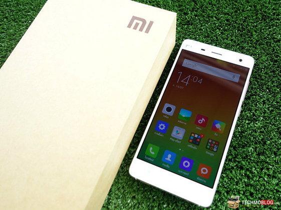 [รีวิว] Xiaomi Mi 4 มือถือสเปคระดับไฮเอนด์ มาพร้อมกับหน้าจอขนาด 5 นิ้ว