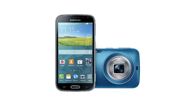 เลิกรอ Samsung Galaxy K Zoom อดใช้ Android Lollipop แน่นอน