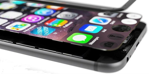 iPhone 7 อาจมาพร้อมกับหน้าจอไร้ปุ่มโฮม และสามารถใช้ Touch ID ได้ที่หน้าจอ