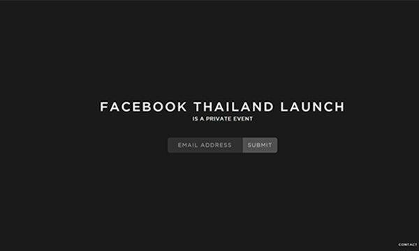 Facebook ร่อนหมายเชิญเปิดตัวสำนักงานในประเทศไทย 17 กันยายนนี้
