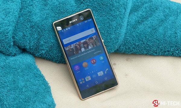 [พรีวิว] Sony Xperia C5 Ultra และ Sony Xperia M5 คู่หูกล้องเทพ