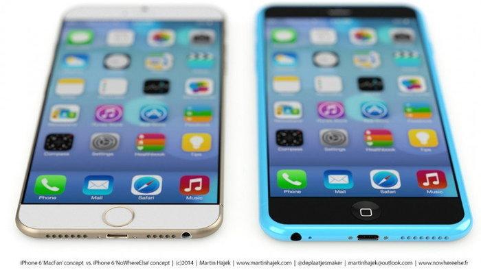 [ลือ] Apple จะวางขาย iPhone 6c ช่วงเดือนพฤศจิกายน
