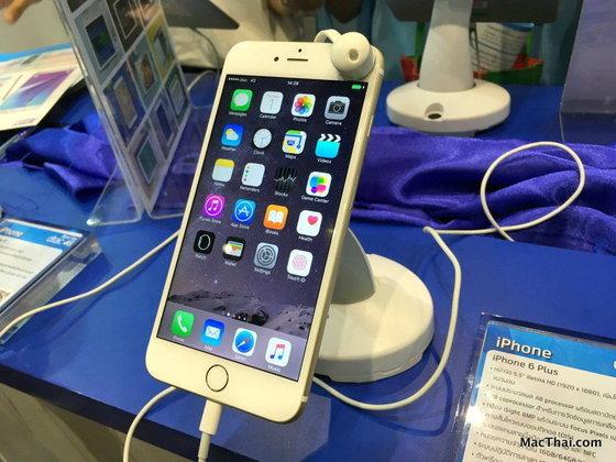 โปรลดราคา iPhone 6, 6 Plus ของ Dtac ในงาน Mobile Expo ลดสูงสุด 8,200 บาท