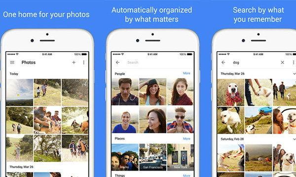 Google ปล่อยอัพเดต Photos For iOS เพิ่มฟีเจอร์ แต่ยังไม่รองรับ Chrome Cast อยู่ดี