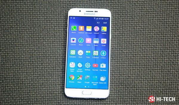 [รีวิว] Samsung Galaxy A8 มือถือขอบบางและจอใหญ่ เด่นที่กล้องดีกรีใกล้เคียง S6