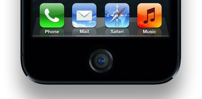 iPhone 5S เผยปุ่ม Home ใหม่แบบทัชสกรีน