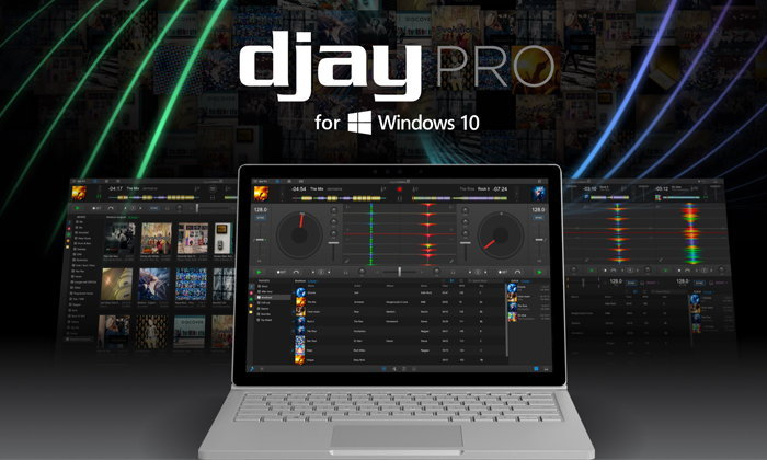 djay Pro โปรแกรม Mix เพลงสุดมันส์ พร้อมให้โหลดใน Windows 10 แล้ว