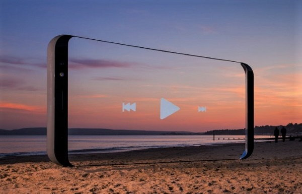 ไอเดียเจ๋ง! ประติมากรรม Samsung Galaxy S8 ขนาดยักษ์ สำหรับโปรโมทหน้าจอ Infinity Display โดยเฉพาะ