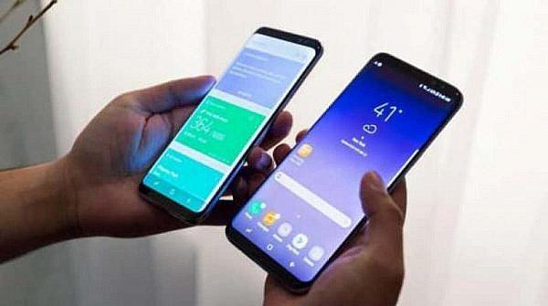 ยอดสั่งจอ Galaxy S8 ทะลุ 700,000 เครื่อง : Samsung เล็งทำให้ได้ 1 ล้านเครื่องก่อนขายจริง
