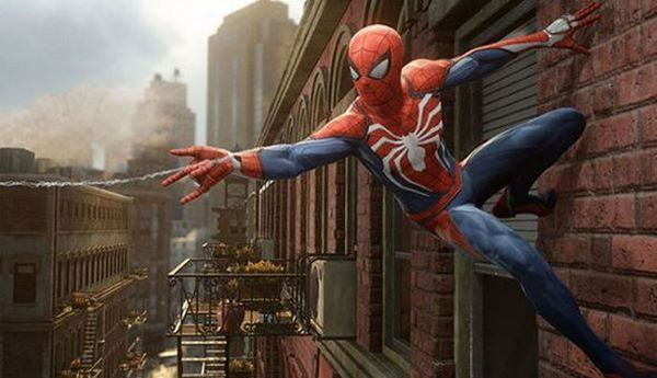 มาร์เวล ยืนยันเกม Spider-Man บน PS4 จะวางขายในปี 2017