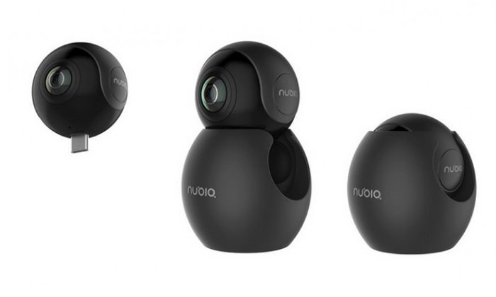 Nubia NeoAir กล้อง VR เสียบมือถือตัวแรกของ Nubia ที่ดูล้ำราคาไม่แพง