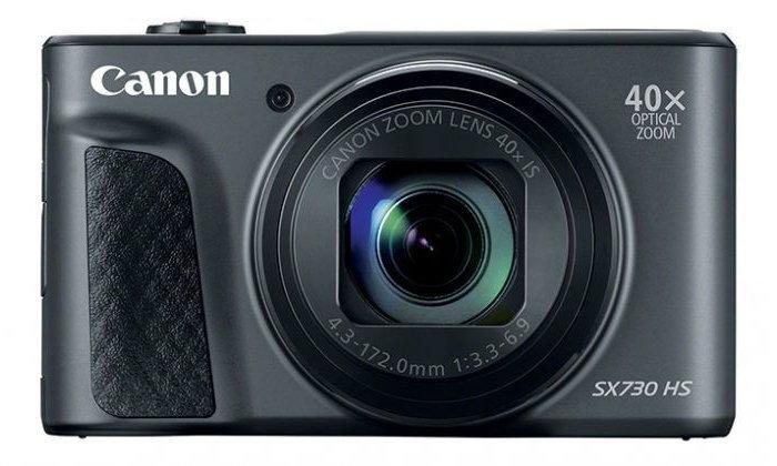 Canon เปิดตัว Powershot SX730HS กล้องดิจิตอลตัวเล็กแต่ซูมได้ 40 เท่า