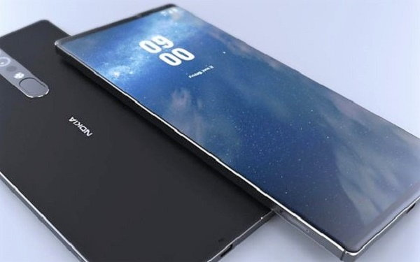 วิดีโอคอนเซ็ปต์ล่าสุด Nokia 9 : ขอบจอบาง, กล้องหลัง 2 ตัว