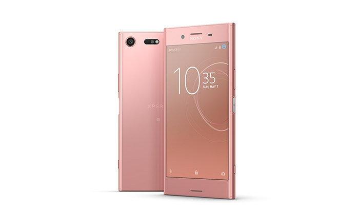 Sony เพิ่มสี Bronze Pink ให้กับ Xperia XZ Premium เริ่มขายเดือนมิถุนายน