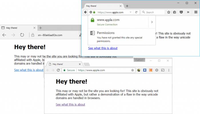 Chrome กำลังแก้ปัญหาโดเมน Phishing ด้วยตัวอักษรคล้ายภาษาอังกฤษ