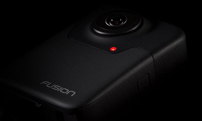 GoPro เตรียมเปิดจอง Fusion กล้อง 360 องศารุ่นแรกของ GoPro