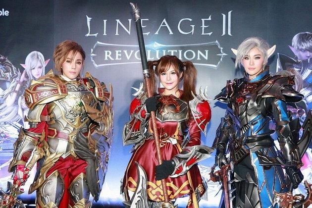 เตรียมมือถือให้พร้อม Lineage II Revolution เปิด 14 มิถุนายนนี้ !!