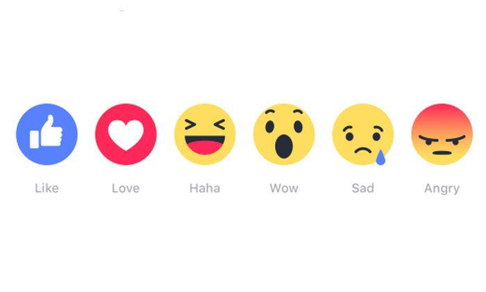 Facebook เพิ่มปุ่ม Reactions สำหรับกดให้คอมเมนต์ต่างๆ ในโพสต์ได้แล้ว