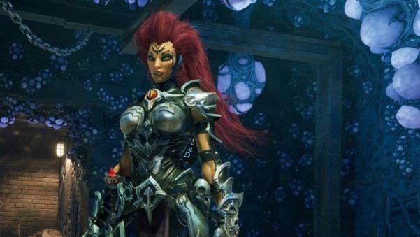 ชมภาพใหม่เกม Darksiders 3 บน PS4 , XboxOne ที่สร้างด้วย Unreal Engine 4