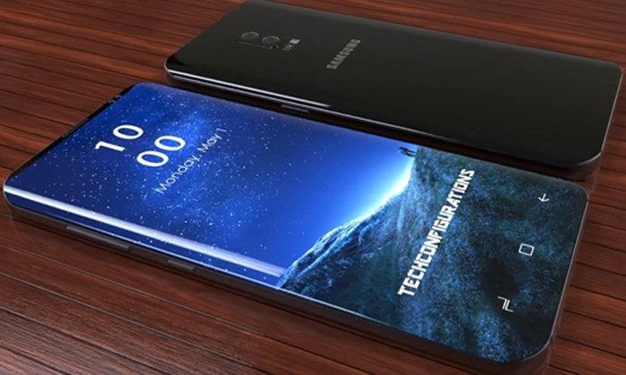 ชมคอนเซ็ปท์ Samsung Galaxy S9 อัปเกรดอีกขั้นด้วยจอไร้ขอบ 4K พร้อมขุมพลัง Snapdragon 845