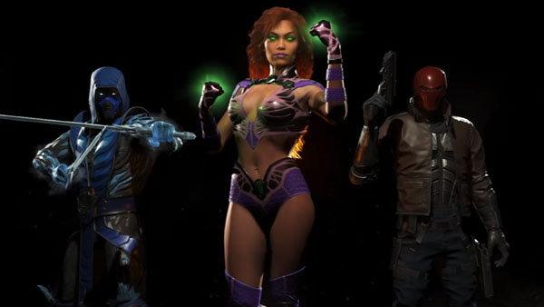 เปิดข้อมูลตัวดาวน์โหลดเสริม Injustice 2 เกมต่อสู้ซูเปอร์ฮีโร่ค่าย DC