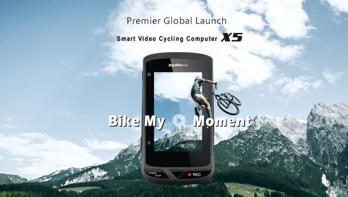 Acer ส่งแก็ตเจ็ตโดนใจนักปั่น Xplova X5 พร้อมขายครั้งแรกในงาน International Bangkok Bike 2017