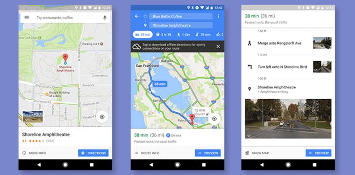 ไม่มีหลง Google Maps เพิ่มฟีเจอร์ใหม่ดึงภาพจริงจาก Google Street View มาช่วยนำทาง