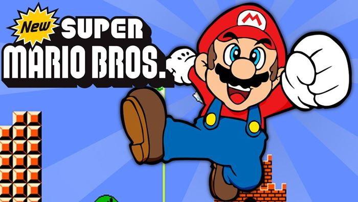 คอเกมญี่ปุ่นเลือก Super Mario เป็นเกมแอ็คชั่นที่ยอดเยี่ยมที่สุดตลอดกาล