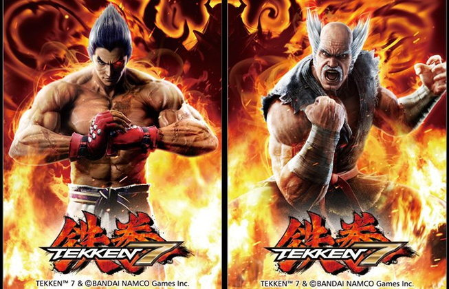 คะแนนรีวิวแรกเกม Tekken 7 มาแล้วพร้อมปล่อยคลิปตัวอย่างใหม่ ที่เปิด Opening Movie
