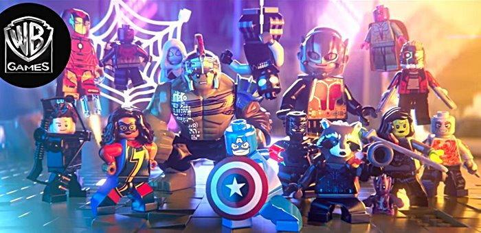 มาแล้วตัวอย่างแรกเกม LEGO Marvel Super Heroes 2 สงครามซูเปอร์ฮีโร่ฉบับตัวต่อเลโก้