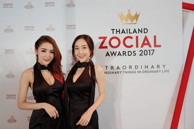 สรุปรางวัล Thailand Zocial Awards 2017 ใครทำผลงานยอดเยี่ยมบนโซเซี่ยลไทยบ้าง